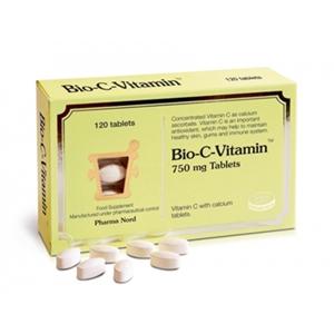 Pharma Nord Bio C Vitamin 120 เม็ด