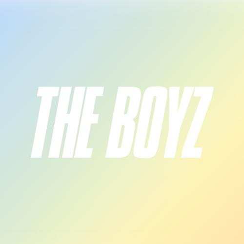 [Pre] THE BOYZ : 1st Mini Album - The First (Live+Freah Ver. SET) +Poster