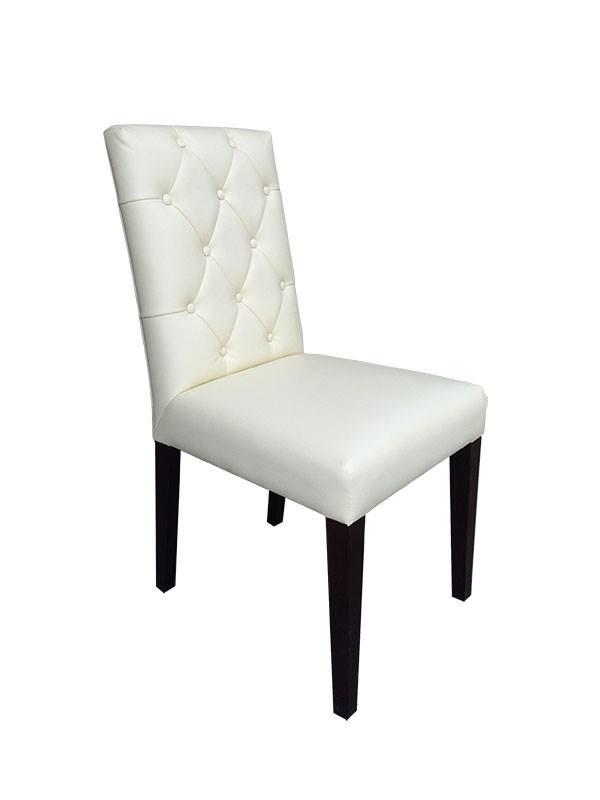 เก้าอี้ร้านอาหาร หุ้มหนัง ฟองน้ำเกรด A แน่นนุ่ม นั่งแล้วไม่ยวบ (D.O.T)