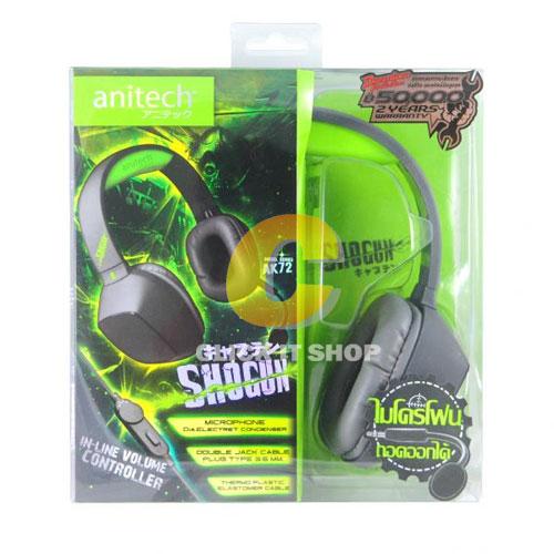 Anitech headphone ak72