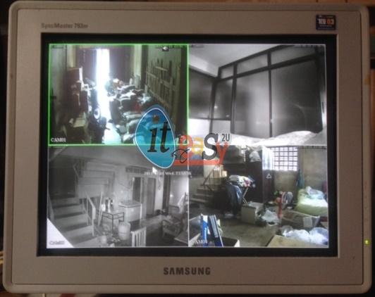 NVR4CH+monitor