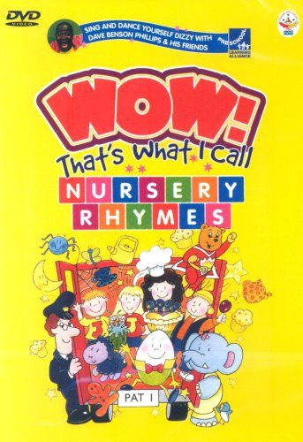 Audio: Wow That's what I can Nursery Rhymes 1 Disc