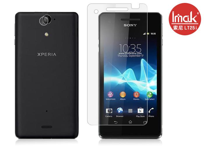 ฟิล์มใส Nillkin For Sony Xperia Ion, LT28i [Pre-Order]