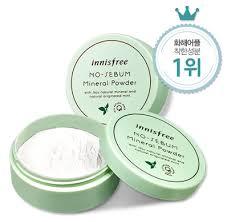 Innisfree No Sebum Mineral Powder 5 g