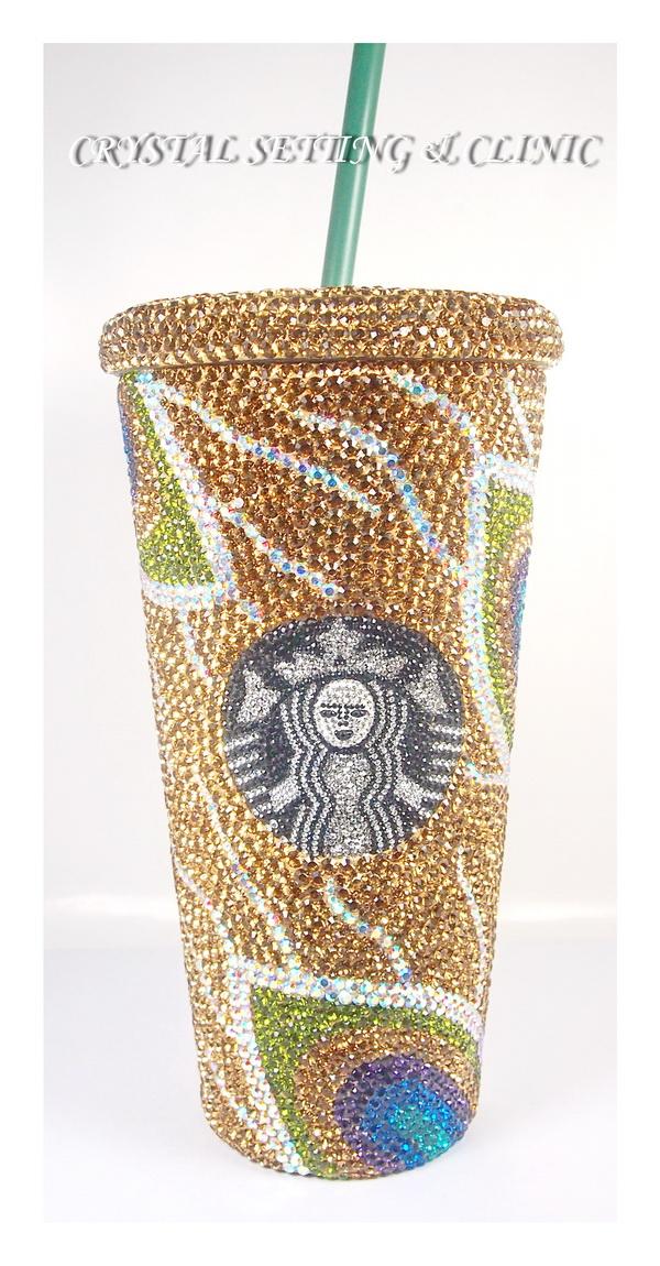 แก้ว Starbucks ขนาด 20 ออนซ์ ( Starbucks coffee glass in 20 oz )