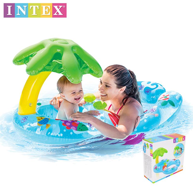 ห่วงยางแม่-ลูก (Intex-56590)