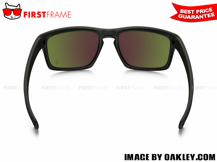 OAKLEY OO9269-07 SLIVER FERRARI COLLECTION (ASIA FIT) 4