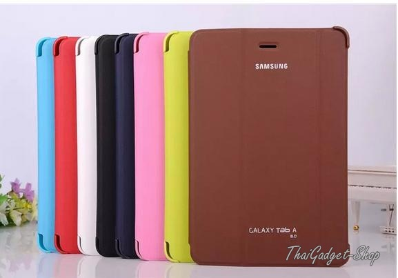 เคส Samsung Galaxy Tab A 8.0 T350 / T7351 (Ultra Slim PU Leather Cover Case)