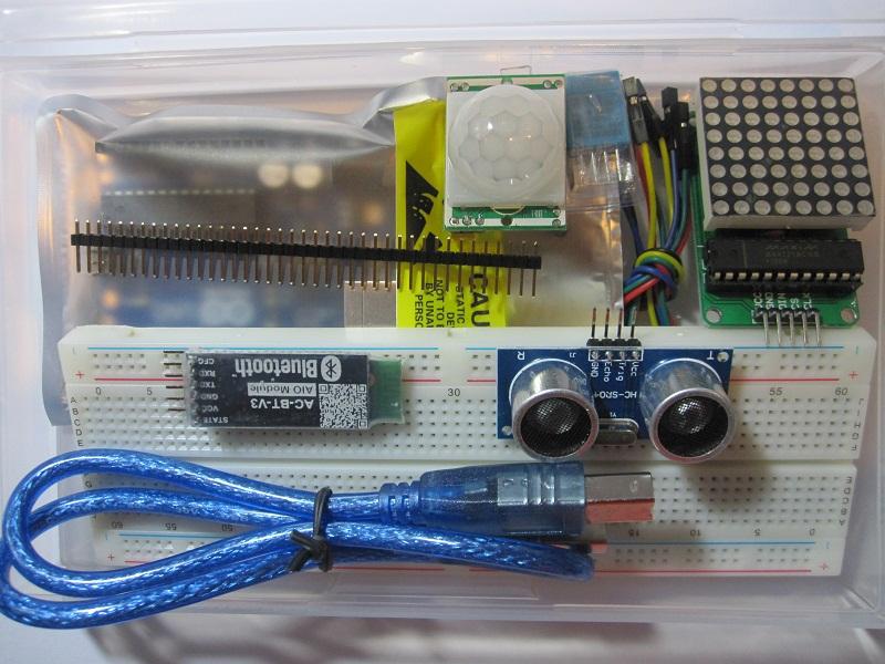 Arduino Intermediate Kit 1