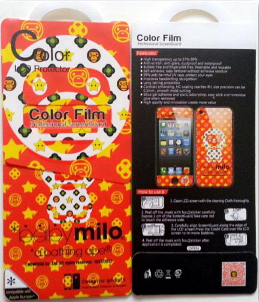 ฟิล์มรอยiPhone 5
