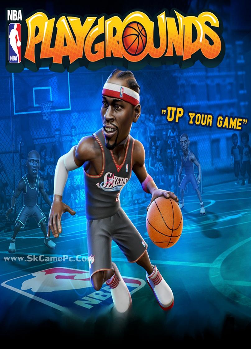NBA Playgrounds ( 2 DVD )
