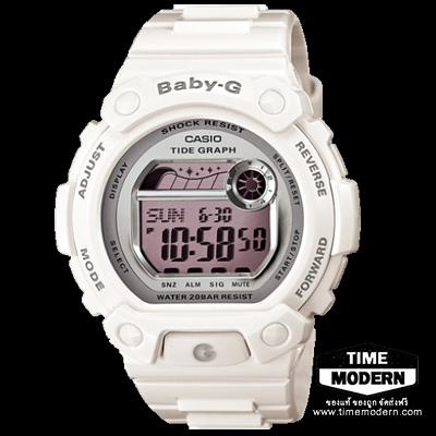 นาฬิกา Casio Baby-G Standard Digital รุ่น BLX-103-7DR