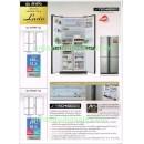 ตู้เย็น SHARP 2 ประตู รุ่น SJ-FX74T-SL ราคาพิเศษ โทร 097-2108092, 02-8825619