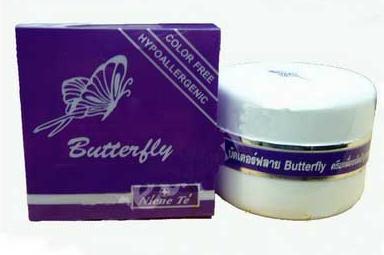 ครีม เน็นเต้ บัตเตอร์ฟลาย Niene te Butterfly 10 กรัม