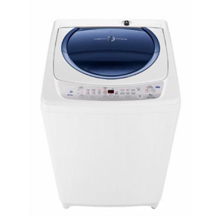 เครื่องซักผ้าฝาบน TOSHIBA AW-B900GT(WB) 8KG โทรเล้ย 0972108092